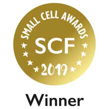 SCF Awards Logo 2019 Winner